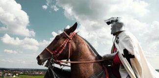 Bitwa pod Grunwaldem ¬- jaką bronią posługiwali się Krzyżacy?