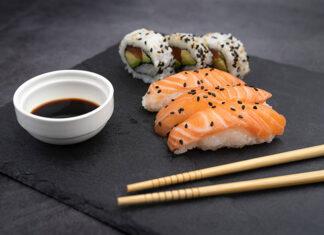 Sushi i kuchnia tajska w Lublinie
